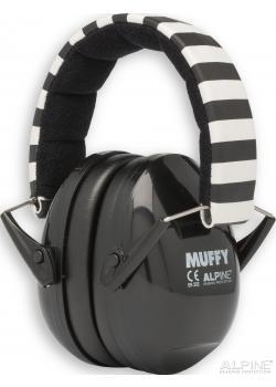 Muffy Kapselgehörschutz-Black