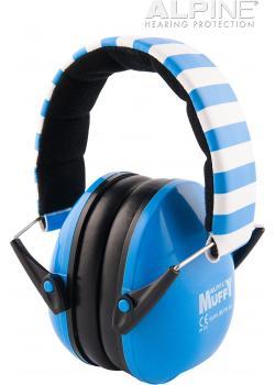 Muffy Kapselgehörschutz-Blue