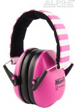 Muffy Kapselgehörschutz-Pink