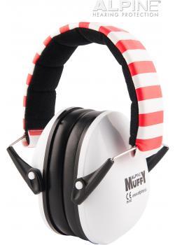 Muffy Kapselgehörschutz-White