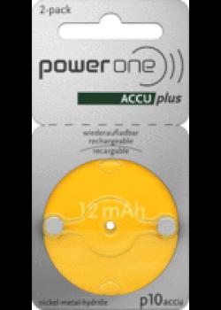 Power One Akku p10 (2 Stück)