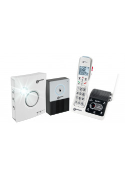 Geemarc Amplidect 595 U.L.E. Doorbell
