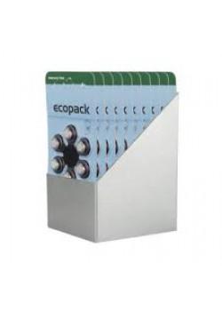 60 x Hörgerätebatterie eco Pack