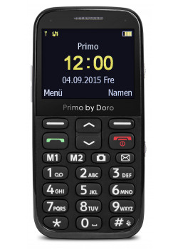 Primo 366 by DORO schwarz